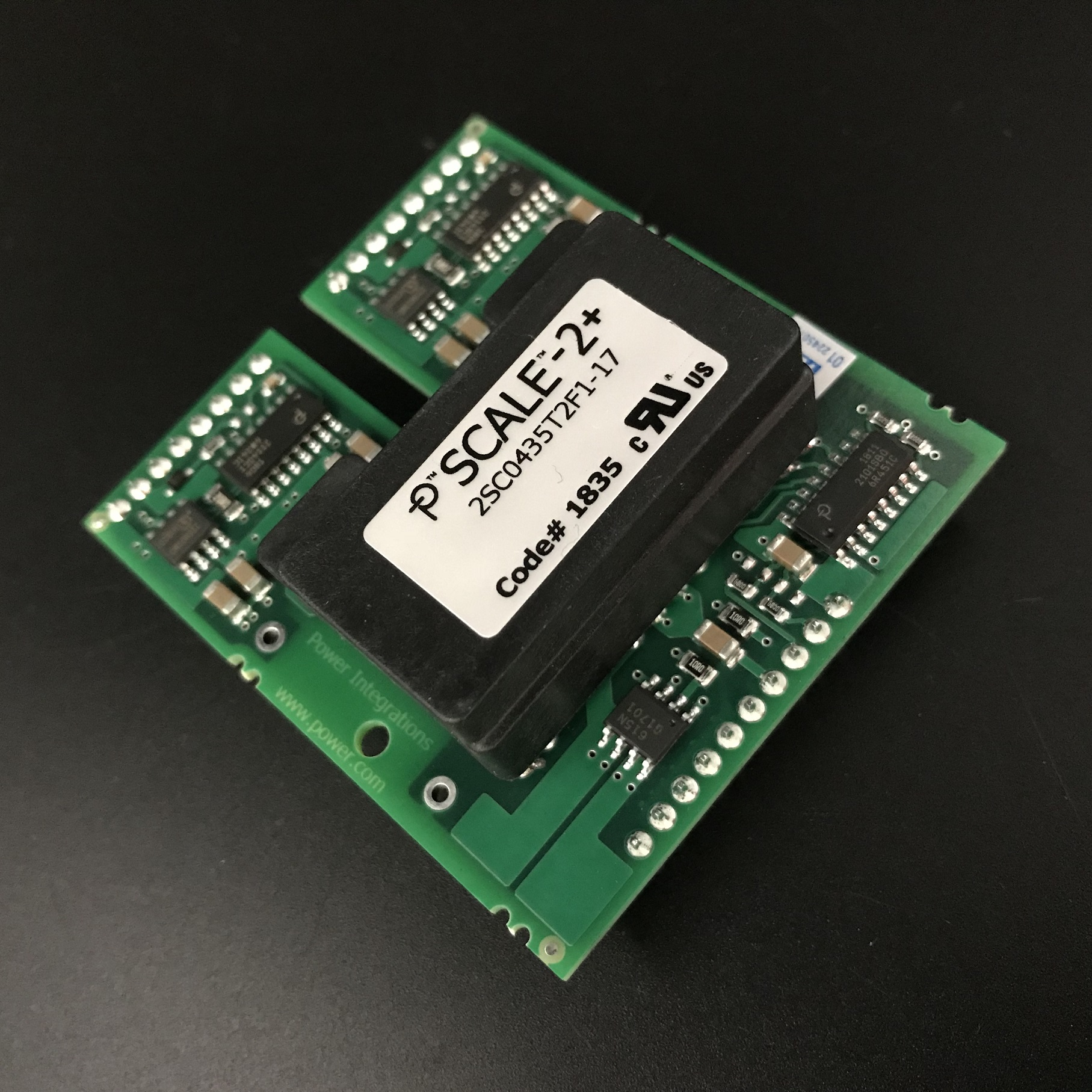PI驱动板 2SC0435T2F1-17