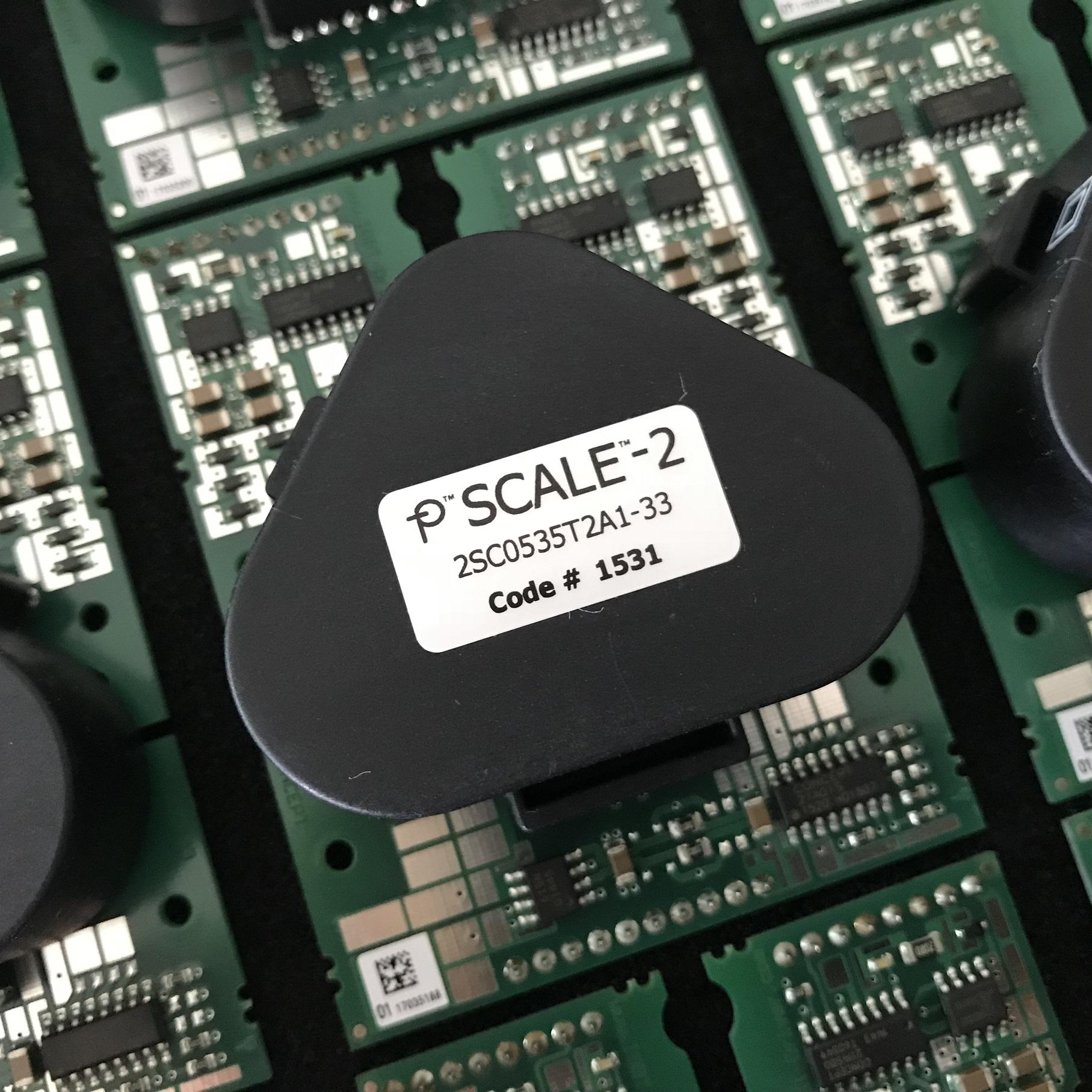 PI驱动板 2SC0535T2A1-33